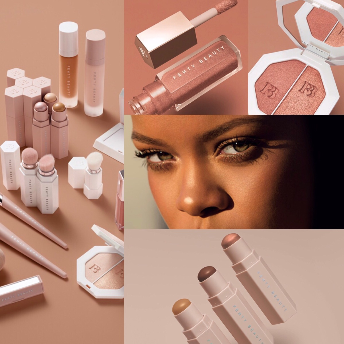 Fenty Beauty by Rihanna: Released Today!