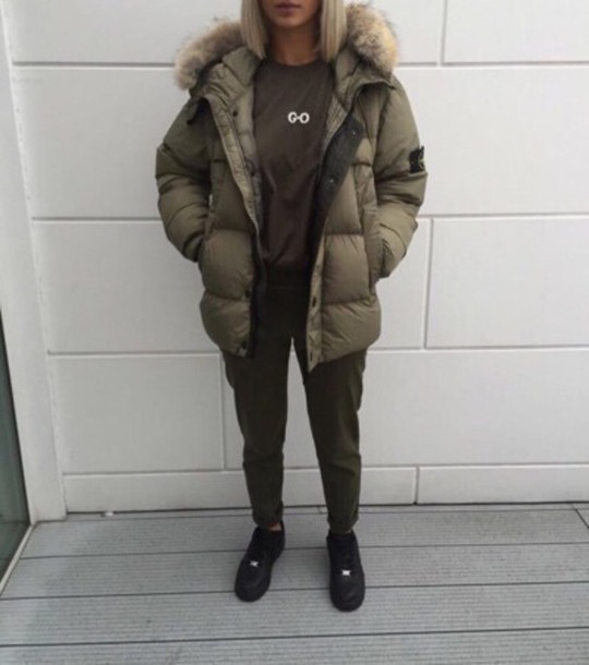 wrqfly-l-610x610-coat-jacket-khaki-dope-warm-winter+outfits-winter+coat-winter+swag-t+shirt-olive+green-clothes-tumblr-khaki+coat-puffer+jacket-fur-urban-green-army+green+jacket-army+gre