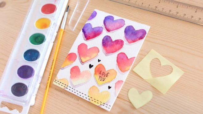 Handmade-Valentines-Day-Cards-Funny-Also-Homemade-Valentines-Day-Card-Boxes-With-Diy-Valentines-Day-Cards-For-Best-Friend-750x422