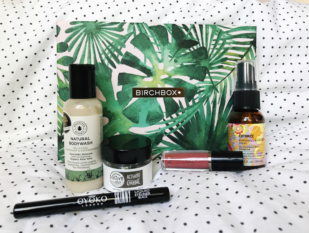 May Birchbox 2018
