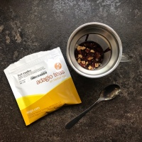 Enjoying A Brew With Adagio Teas