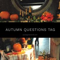 Autumn Questions Tag