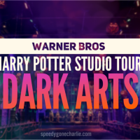 Harry Potter Studio Tour | Darks Arts For Halloween
