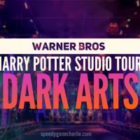 Harry Potter Studio Tour   Darks Arts For Halloween