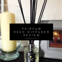 Pairfum Natural Reed Diffuser | Product Review
