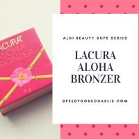 Aldi Beauty Dupe Series | Lacura Aloha Bronzer
