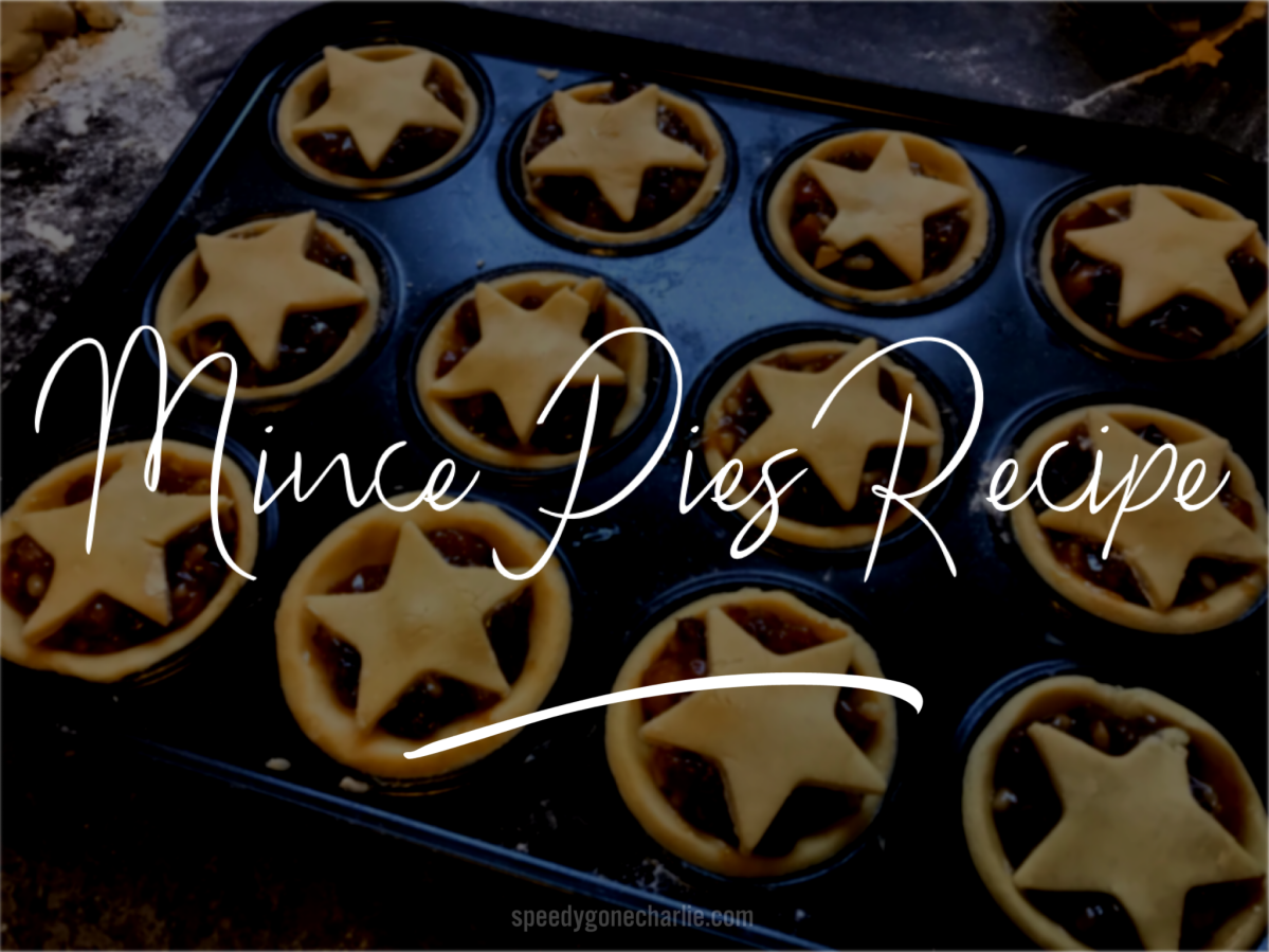 Shortcrust Pastry Mince Pie Recipe
