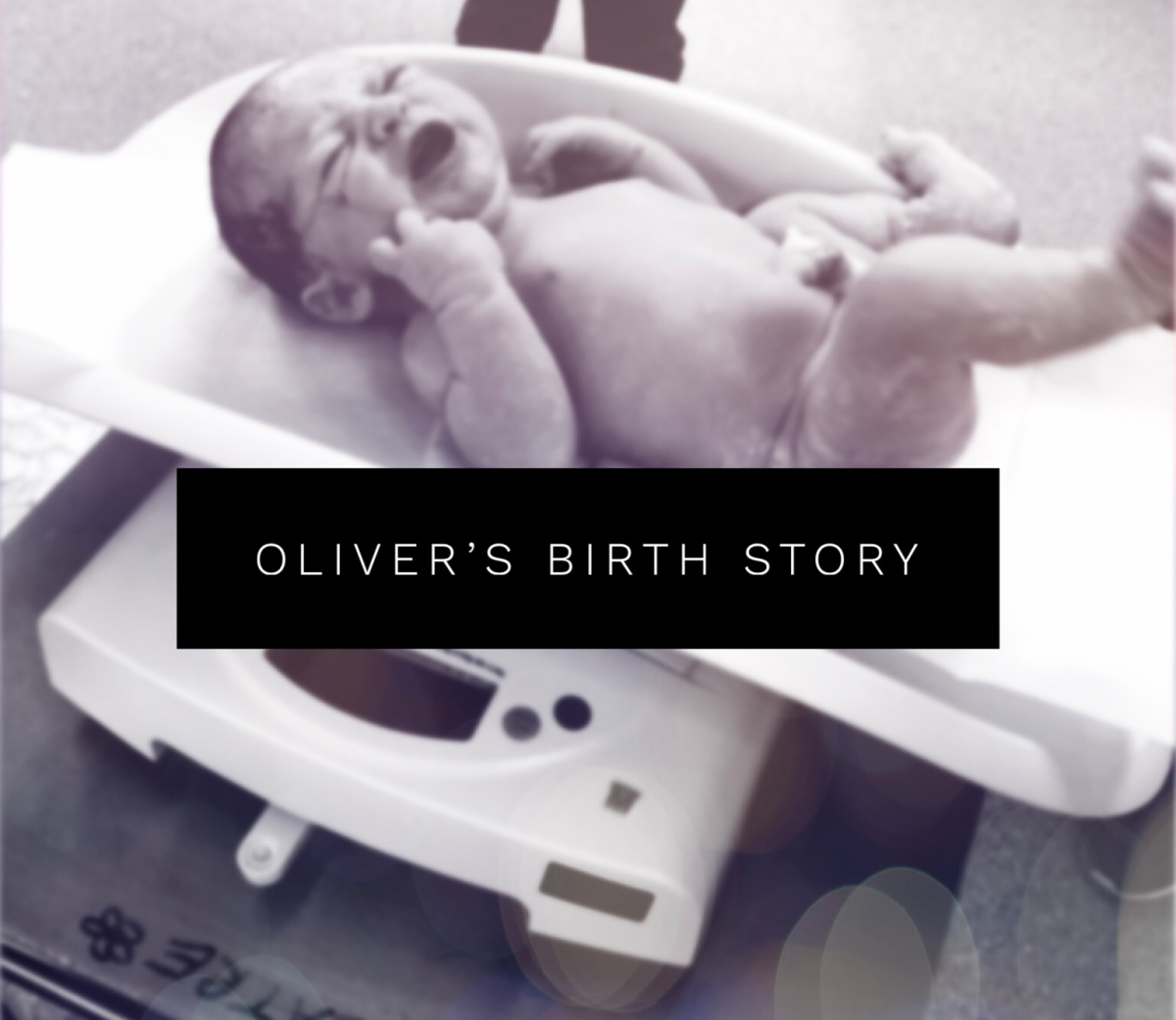 Oliver's Birth Story