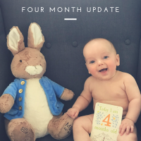 Oliver's Four Month Update