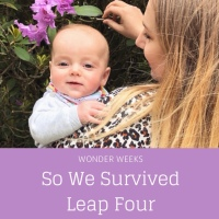 Wonder Weeks | So We Survived Leap Four