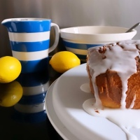 Easy Peasy Lemon Squeezy | Zingy Drizzle Cake Recipe