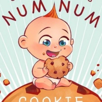 Disney Recipe: Jack Jack Num Num Cookies