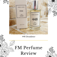 FM Perfume Review | 448 Decadence